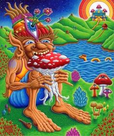 Muncher of the Mushroomland