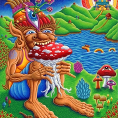 Muncher of the Mushroomland