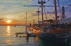 Embarcadero Sunset